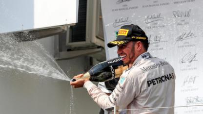 foto: Fórmula 1/ Gran Premio de Hungría: Hamilton se dispara hacia su cuarto mundial