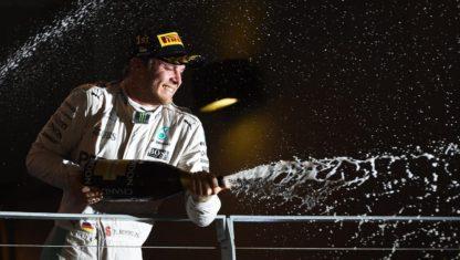 foto: F1/ SINGAPUR: Rosberg vuelve a mirar al cielo (y confirma un desenlace del Mundial al rojo vivo)