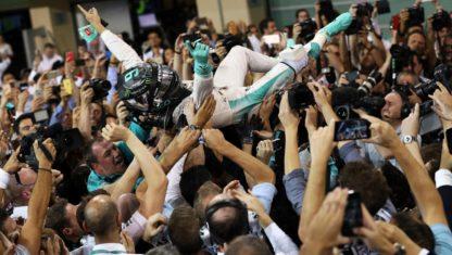 foto: F1/ ABU DHABI: Nico Rosberg, el Mundial de la templanza