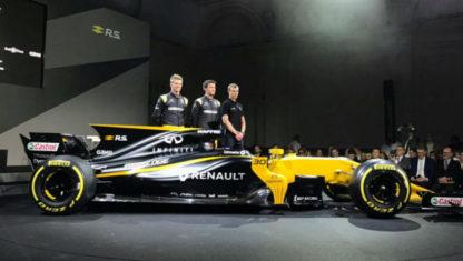 """foto: ¿Revolución en Renault? """"El objetivo es ser quintos en constructores esta temporada"""""""