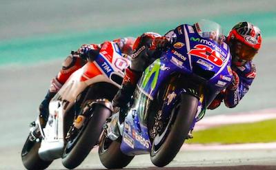 foto: MotoGP Qatar | La irrupción perfecta de Maverick Viñales