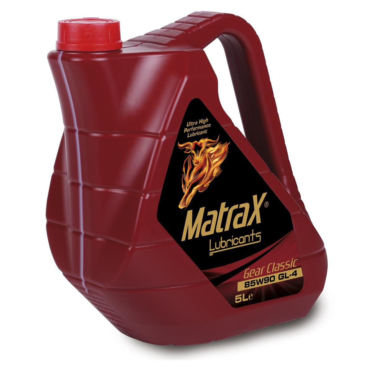 MatraX Gear Classic 85W90 GL4