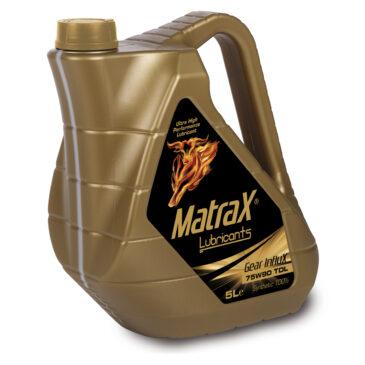 MatraX Gear InfluX 75W90 TDL
