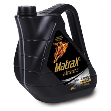 MatraX Gear Sintesis 75W90