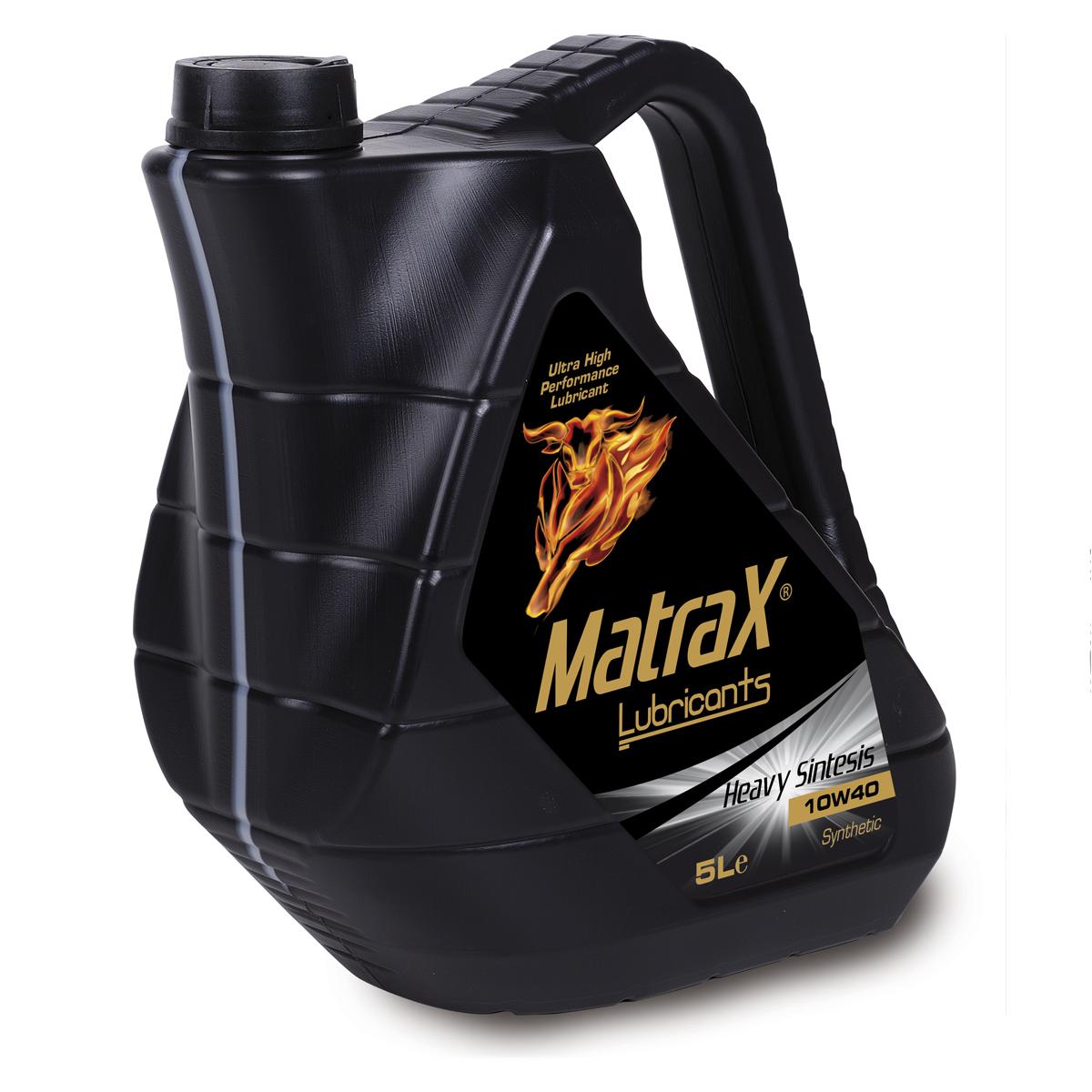 MatraX Heavy Sintesis 10W40