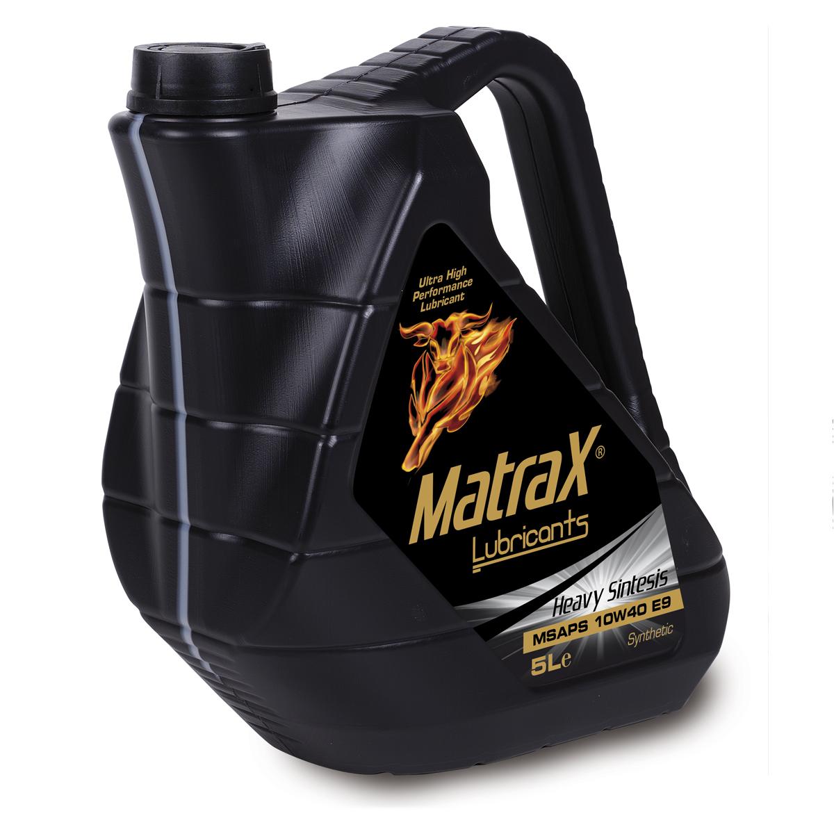 MatraX Heavy Sintesis MSAPS 10W40 E9