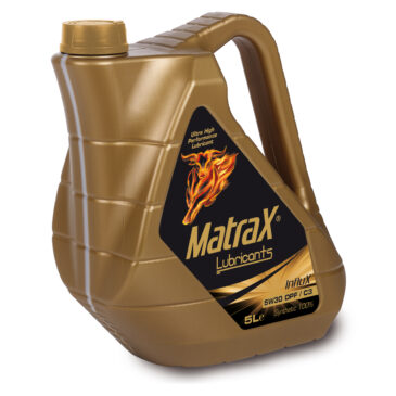 matrax lubricants influx 5w30 dpf c3