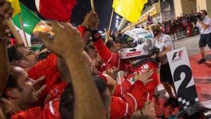 foto: Ferrari: recuperando viejas sensaciones casi olvidadas
