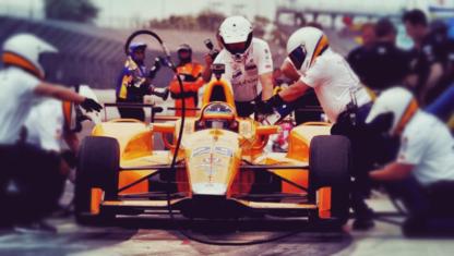 foto: INDYCAR | Cuando Alonso volvió a sentir la competitividad