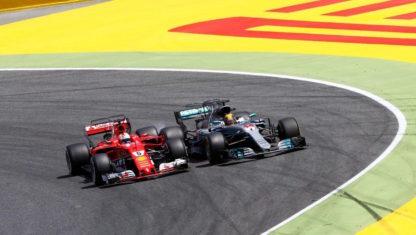 foto: F1 | ESPAÑA: Vettel y Hamilton, la apasionante tensión de una guerra abierta