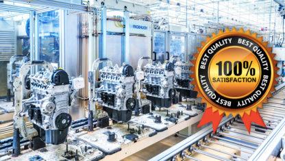 foto: Certificados de garantía de nuestros lubricantes