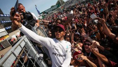 foto: F1 | CANADÁ: Hamilton remueve el Mundial