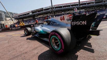foto: Mercedes: una (posible) crisis de neumáticos