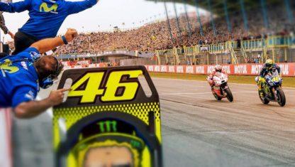 foto: MOTOGP | ASSEN: Rossi se mete de lleno en la pelea