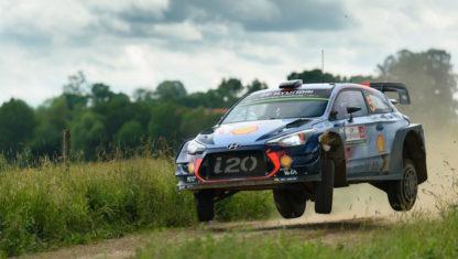 foto: WRC Poland 2017 |Neuville vence en una guerra épica, Polonia cumple con las expectativas