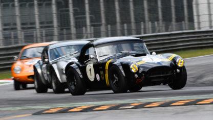 foto: Monza Historic: Un día para la excitante nostalgia