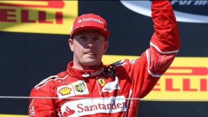 foto: Kimi Raikkonen: la continuidad del perfil bajo en Ferrari cuadra el puzzle de asientos en la F1