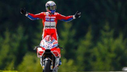 foto: MOTOGP | AUSTRIA: Dovizioso aguanta a Márquez en la épica de una de las carreras del año