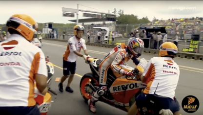 foto: Vídeo: Marc Márquez, el error inicial en los neumáticos como clave de una victoria dominante en Brno