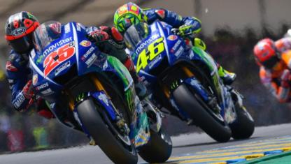 foto: El bache de Yamaha: un problema de gomas