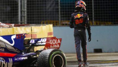foto: El imparable declive de Daniil Kvyat: Toro Rosso le aparta para apostar por Gasly