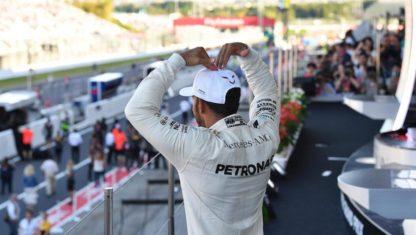 foto: F1 | Japanese GP: Hamilton acaricia el Mundial en el hundimiento de Ferrari
