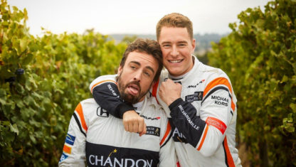 foto: Fernando Alonso: confianza otorgada al binomio McLaren-Renault sin cerrar puertas al futuro
