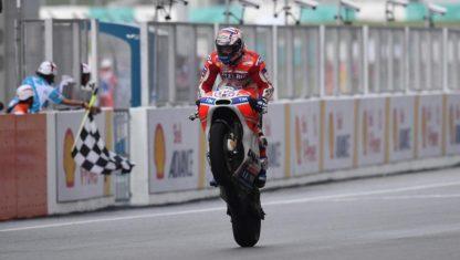 foto: MotoGP | Sepang: Dovizioso negocia una semana más y el Mundial se decidirá en Valencia