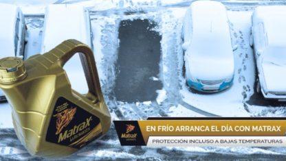 foto: MatraX: El arranque en frío, un momento clave donde el lubricante protege el motor