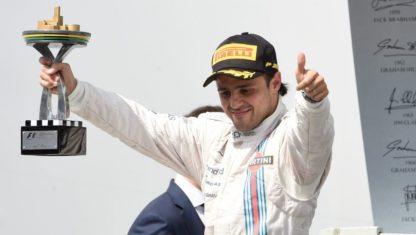foto: Felipe Massa: la F1 pierde (ahora sí, definitivamente) a su penúltimo clásico