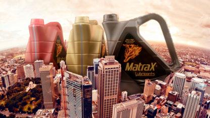 foto: MatraX Lubricants: el sentido a diez años de historia