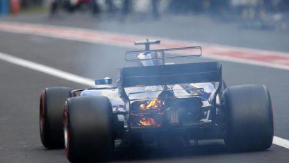 foto: El plan de Sauber para dejar de ser el último de la F1