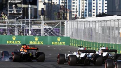 foto: El mayor espectáculo de la F1: Top 10 de adelantamientos en 2017