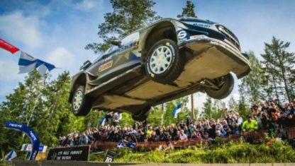 foto: WRC 2017: Neuville, cada vez más cerca del pentacampeón Ogier