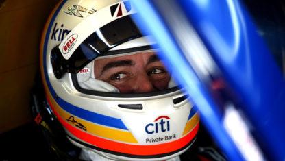 foto: Se esfuma el sueño de podio de Alonso en las 24 horas de Daytona pero deja momentos brillantes