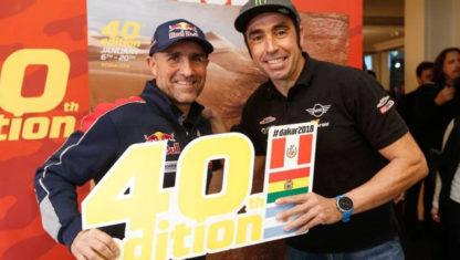 foto: DAKAR | Emoción, novedades y 40 ediciones de trayectoria marcan el Rally Dakar 2018