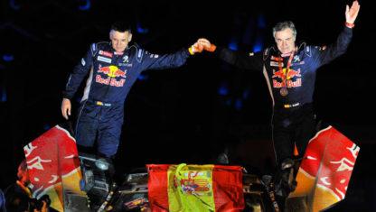 foto: DAKAR | Sainz y Walkner se llevan el Dakar más duro celebrado en Sudamérica