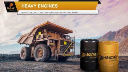 foto: Los lubricantes sintéticos se adaptan a las exigencias de los motores pesados y de la norma Euro