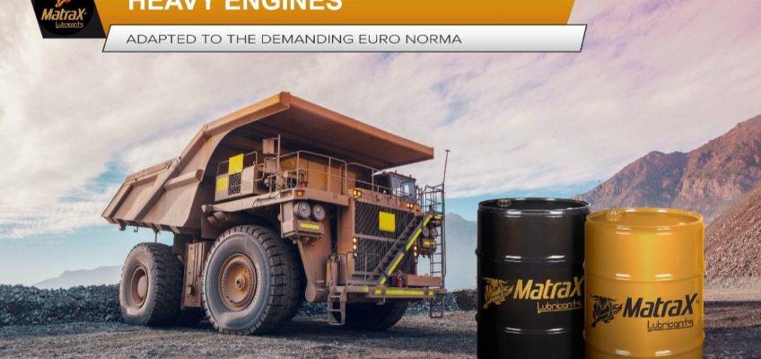 Los lubricantes sintéticos se adaptan a las exigencias de los motores pesados y de la norma Euro