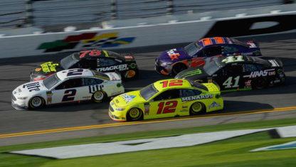 foto: La mítica Daytona 500 inaugura la nueva temporada de la NASCAR