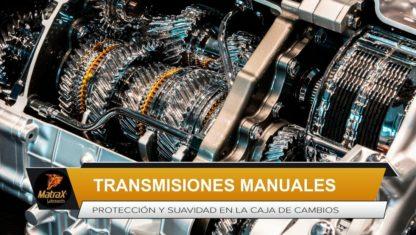 foto: El lubricante, un 'suavizante' necesario para las transmisiones manuales