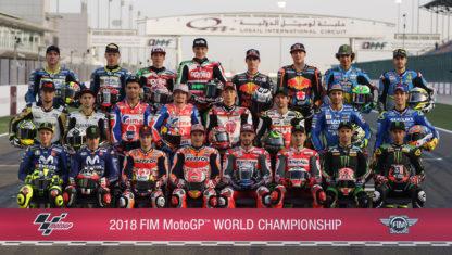 foto: QatarGP, estreno de MotoGP 2018, primera batalla contra el favorito Márquez