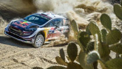foto: WRC | Déjà vu en el Rally México: Loeb, Sordo y Ogier, protagonistas