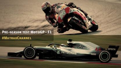 foto: ¿Preparados para el inicio del curso? F1 y MotoGP dan algunas pistas en los test previos