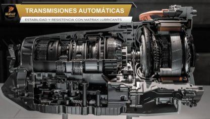 foto: Estabilidad y resistencia, beneficios de un lubricante especializado en transmisiones automáticas