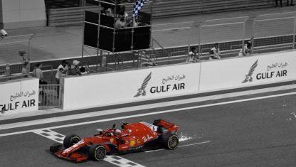 foto: F1 | Vettel continúa su pleno de victorias con el triunfo en Bahrein GP