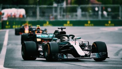 foto: F1 | La cordura de Hamilton sale victoriosa en la locura del Azerbaijan GP