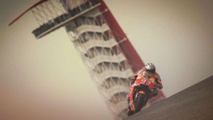 foto: MotoGP | Victoria de leyenda y de tranquilidad para Márquez en Americas GP