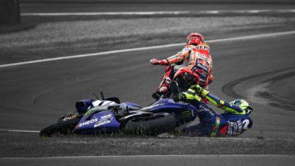 foto: MotoGP | La polémica de Márquez ensombrece la victoria de Crutchlow en Argentina GP