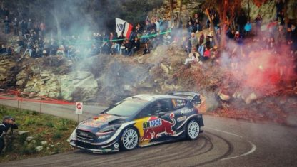 foto: WRC | Sébastien Ogier gana el Tour de Corse y hace del triunfo una costumbre